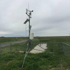 weather stations usda ars