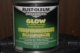 Glow In The Dark Spray Paint Colors - rust oleum glow in the dark spray paint for outdoors rustoleum