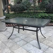 glass top patio table rim clips idea patio glass table for glass patio table rim clips 12 patio