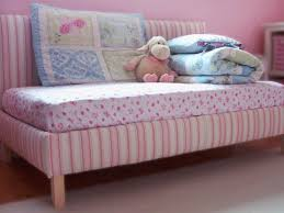 How To Make A Crib Mattress Diy Upholstered Toddler Daybed Hgtv