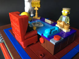 a lego set i made of mr burns office album on imgur