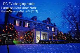 solar christmas light projector solar laser light led projector laser lights red green outdoor