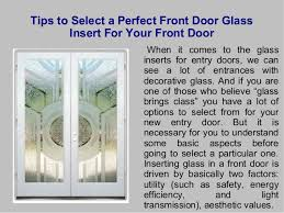 glass insert for front door tips to select a perfect front door glass insert for your front door 2 638 jpg cb u003d1442907705