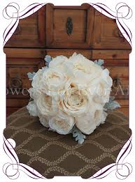 wedding flowers melbourne artificial peony bridal bouquets silk peony wedding