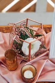 best 25 rose gold centerpiece ideas on pinterest rose gold