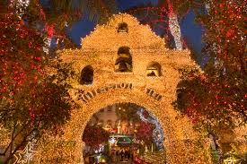 the mission inn hotel kicks off the holiday season with festival