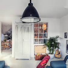 design apartment stockholm letting light and life into an attic apartment in stockholm sweden