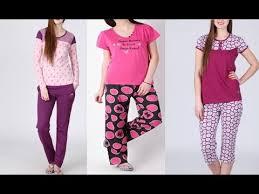 latest soft cotton night wear night dress nighty for girls