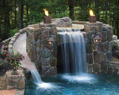 Backyard Pool Designs by Awesome Ecstasy Models By The Fire Gorgeous Fireplaces