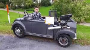 homemade truck go kart kawasaki motorcycle powered go cart mini rod youtube