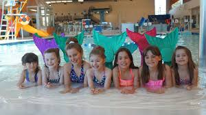 mermaid birthday party bachelorette party and mermaid for hire