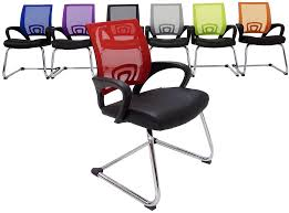 Reception Chair Mesh Guest Chairs In 7 Bright Colors In Stock Free Shipping