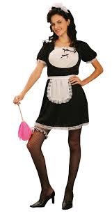 uniforme femme de chambre hotel deguisement soubrette pas cher homme et femme et adulte