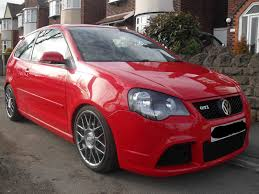 modified volkswagen polo polo tdi converted to a polo cup edition car worth it page 1