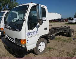 2003 isuzu npr hd truck cab and chassis item l4966 sold