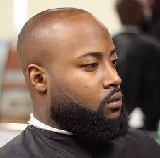 black men haircuts with beards 35 flattering hairstyles for men with receding hairlines