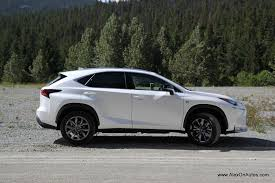 lexus nx interior noise review 2015 lexus nx 200t and nx 300h u2013 alex on autos