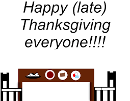 stripgenerator happy late thanksgiving
