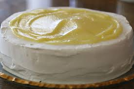 tres leches cake with lemon curd gluten free u2014 y delicacies