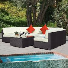 Lowes Outdoor Sectional by Furniture Furniture Lowes Wicker Furniture With Resin Wicker