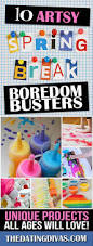 best 25 spring break projects for kids ideas on pinterest