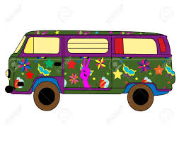 volkswagen hippie van clipart hippie bus stock photo picture and royalty free image image