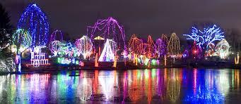columbus zoo christmas lights columbus ohio zoo wildlights of christmas zoos ohio and