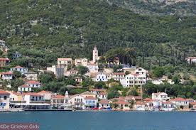 Ithaca Greece Map by Ithaca Ionian Islands Greek Islands Greece Guide
