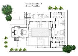 Tara Floor Plan by Garden Zone Plot 1 To 4 Layan Tara