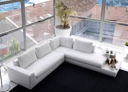 White Leather Corner Sofa Bed Summer Leather Corner Sofa Contemporary Leather Corner Sofas