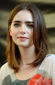 best 25 lily collins haircut ideas on pinterest lily collins