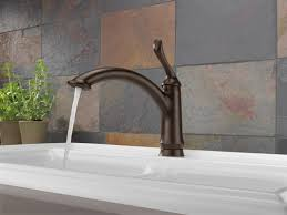 Delta Hands Free Kitchen Faucet by Linden Kitchen Collection