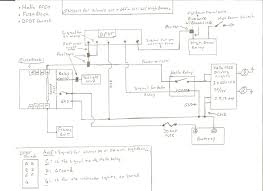 about wiring diagram and hella light install technical