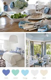 coastal style relaxed hamptons living beach living pinterest