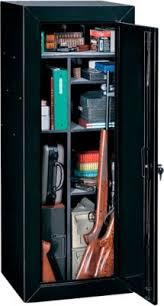 Stack On 16 Gun Double Door Cabinet Gun Cabinet For Sale Forums Cozy Concrete Flooring With Oak Wood