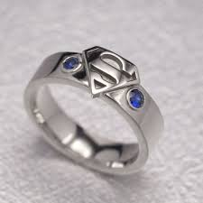 anime wedding ring geeky engagement rings nerdy wedding bands custommade