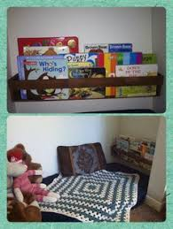 Nook Crib Mattress Playroom Book Nook Using Repurposed Crib Mattress And Pillow