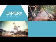 modern slideshow after effects template after effects