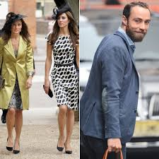 kate pippa and james middleton celebrities with their siblings