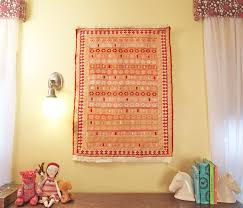 How To Hang A Drapery Rod How To Hang A Rug Pretty Prudent