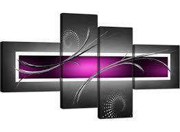 Art For Bathroom Wall Art Marvellous Purple And Grey Wall Art Purple Wall Decor