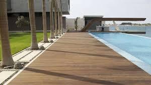 pavimenti in legno x esterni pavimento legno per esterni ambiente dallo stile ricercato