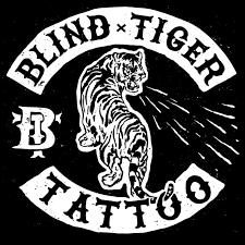 Tiger Blinds Blind Tiger Tattoo Tattoo Studio In Newcastle