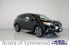 Acura Mcx New 2017 Acura Mdx Sport Hybrid Sh Awd With Advance Package Sport