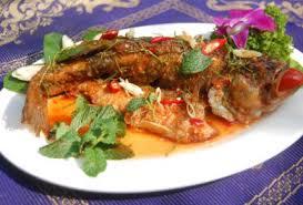 cuisine du poisson guide thaïlande la gastronomie régionale
