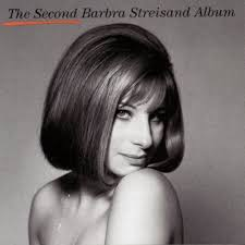 barbra streisand the second barbra streisand album arranged and