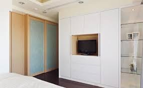 Cupboard Designs For Bedrooms With Tv Home Design - Bedroom cabinet design