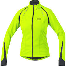 hi vis cycling jacket gore bike wear phantom 2 0 windstopper jacket women u0027s