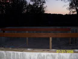 adventures in home building sill plate and basement beams