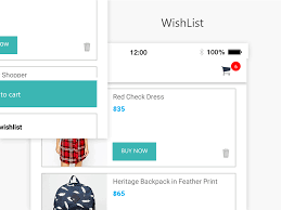 Coat Check Template Mstore Pro Complete React Native Template For E Commerce By